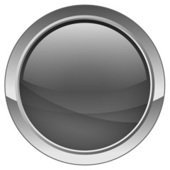 Orb button (black)