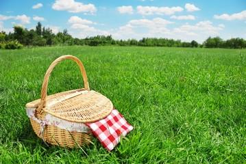 Fotobehang Picknick Picnic