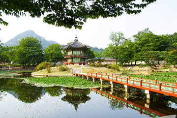 Emperor palace at Seoul