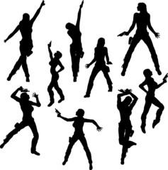 Gun Girl Dancers