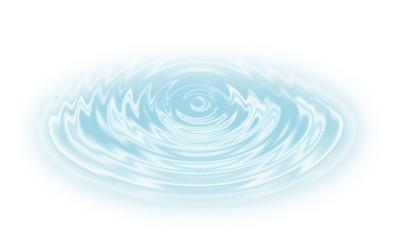 effet d'eau