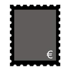 Francobollo Euro