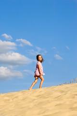 danser sur la dune