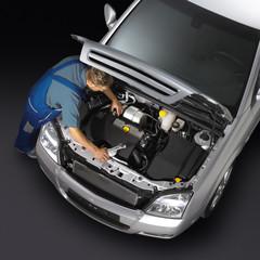 Werkstatt Auto Mechaniker 004