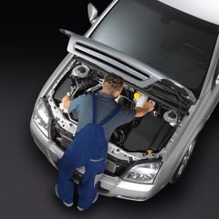 Werkstatt Auto Mechaniker 006