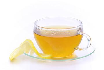 Tee Zitrone - lemon tea 01