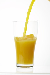 オレンジジュース