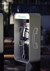 フロリダの公衆電話