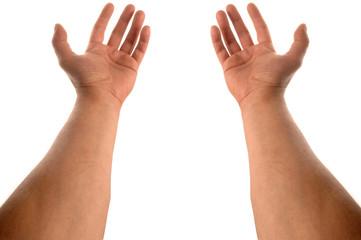 le pouvoir des mains