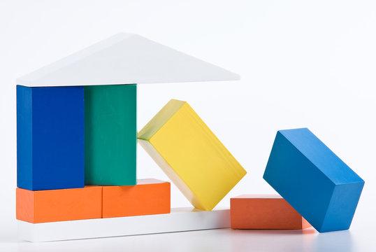 Bauklötzchenhaus variation