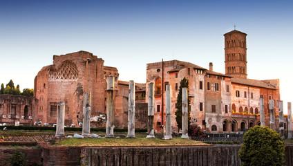 Santa Francesca Romana in Rom