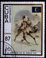 Post  of Egipt