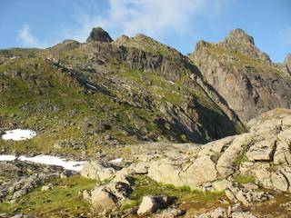 Randonnées aux Lofoten