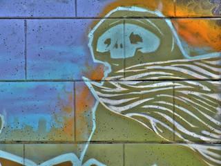 street art graffiti nb.18