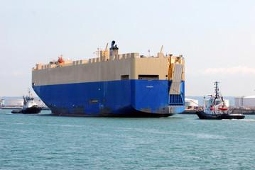 Manoeuvres portuaires