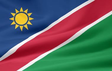 Flagge von Namibia