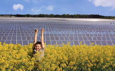 Saubere Energien