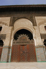 Ben Youssef madrasah, Marrakech
