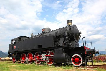 Old train 8
