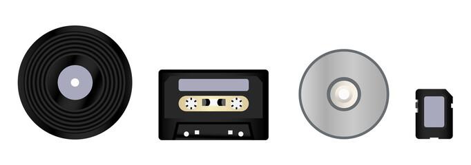 evolucion musica