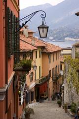 Lake Como Village Street