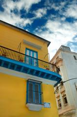 Old Havana whit Colorful buildings