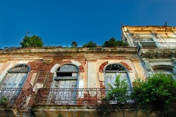 Havana city old building