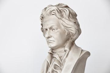 Aluminium Prints Historic monument Ludwig van Beethoven