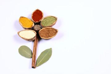 Spice flower