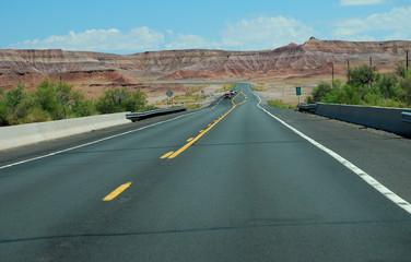 Sulle strade dell'Arizzona