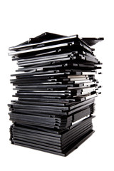 stack of floppy disks