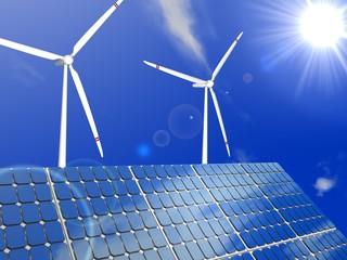 solar-windkraft