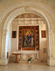 Chiesa Madre di San Nicola. Cisternino.