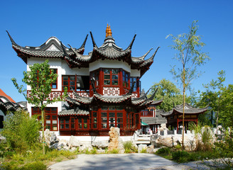 Chinesisches Teehaus Hamburg