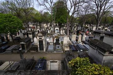 Friedhof in Paris