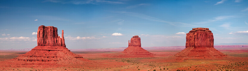 Monument Valley, Navajo Tribal Park USA ©2009 GecoPhotography Wall mural