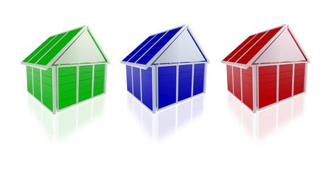 Case a risparmio energetico