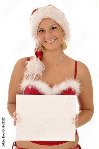 Weihnachtsdessous