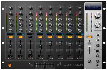 Eight-Channel Mixer
