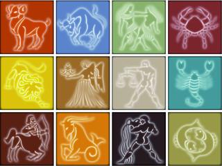 les 12 signes astrologiques