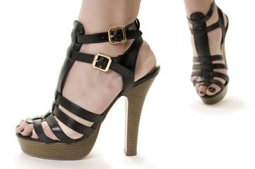 Sexy Woman's Feet