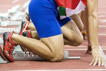 Athletes Starting