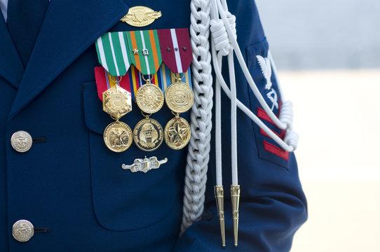 US Coast Guard Company Commander