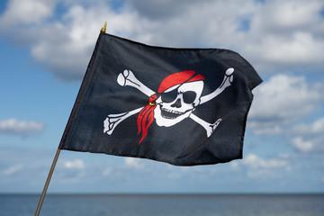 Jolly Roger Flagge