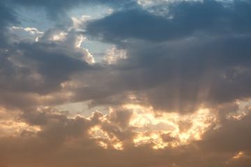 Beautifully Dramatic Sunrise or Sunset