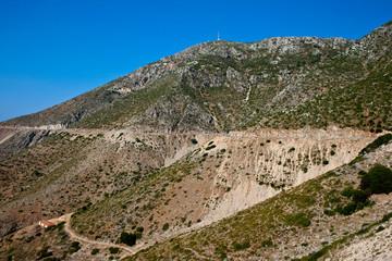 Montagne di Cefalonia