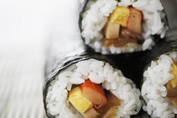 Foto op Aluminium Sushi bar 巻き寿司