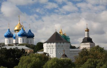 Trinity Lavra of Saint Sergius in Sergiev Posad