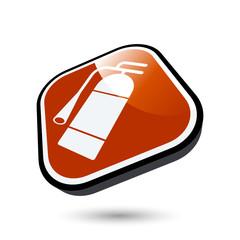 feuerlöscher brandschutz löschen zeichen