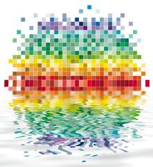 Mosaico riflesso